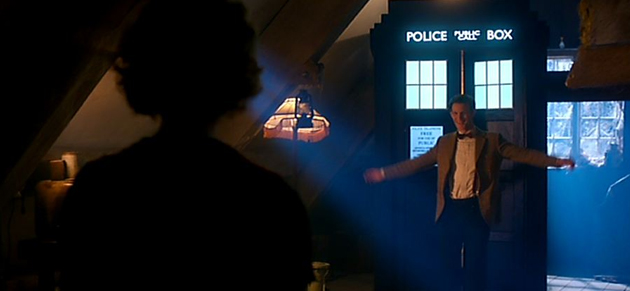 Doctor Who Xmas Special 2011